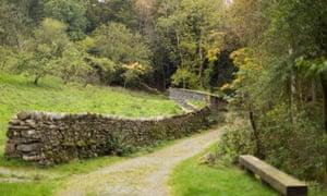 Merz Barn, Lake District
