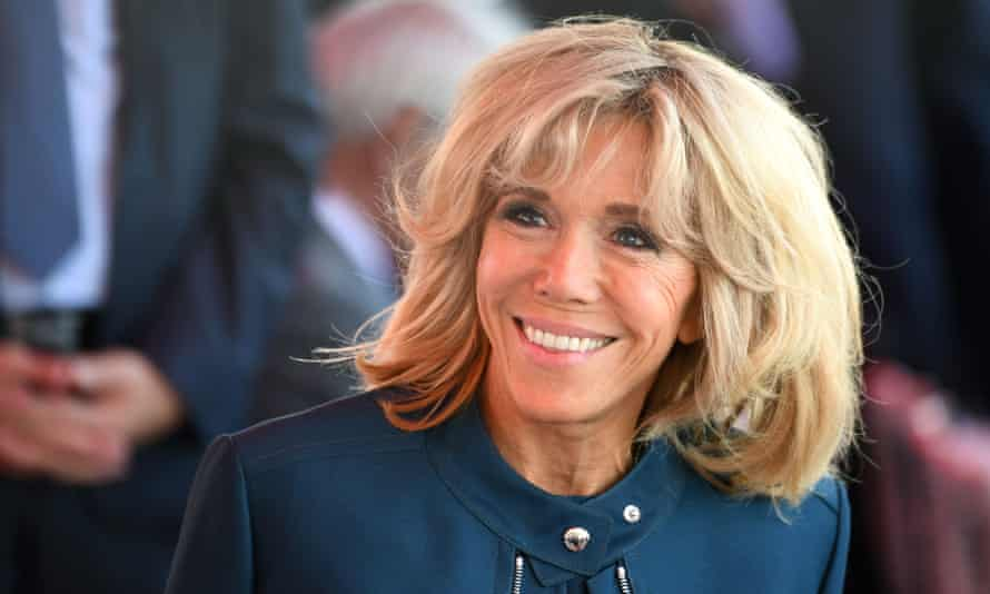 Brigitte Macron Will Have Public Role Despite Row Over First Lady Status Brigitte Macron The Guardian