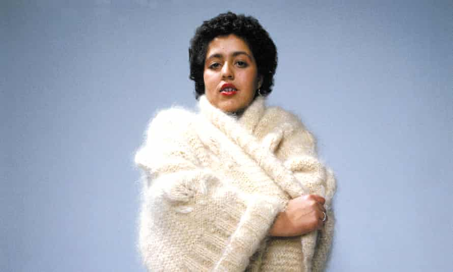 'A very real outsider identity' ... Poly Styrene.