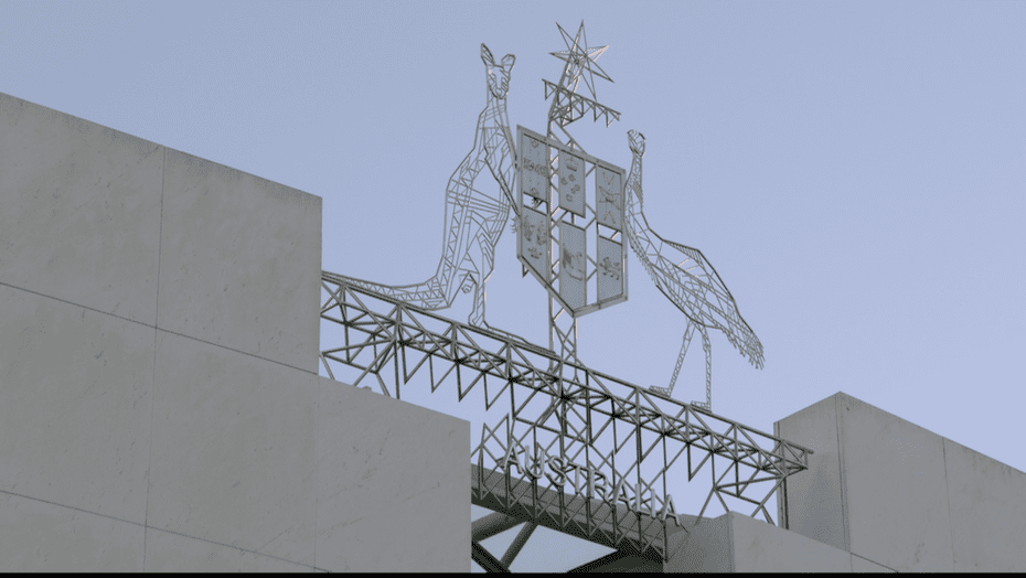 Robin Blau's Coat of Arms (1986-87)