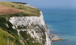 ( Siblings found dead at foot of Dover cliffs were twins, police say )