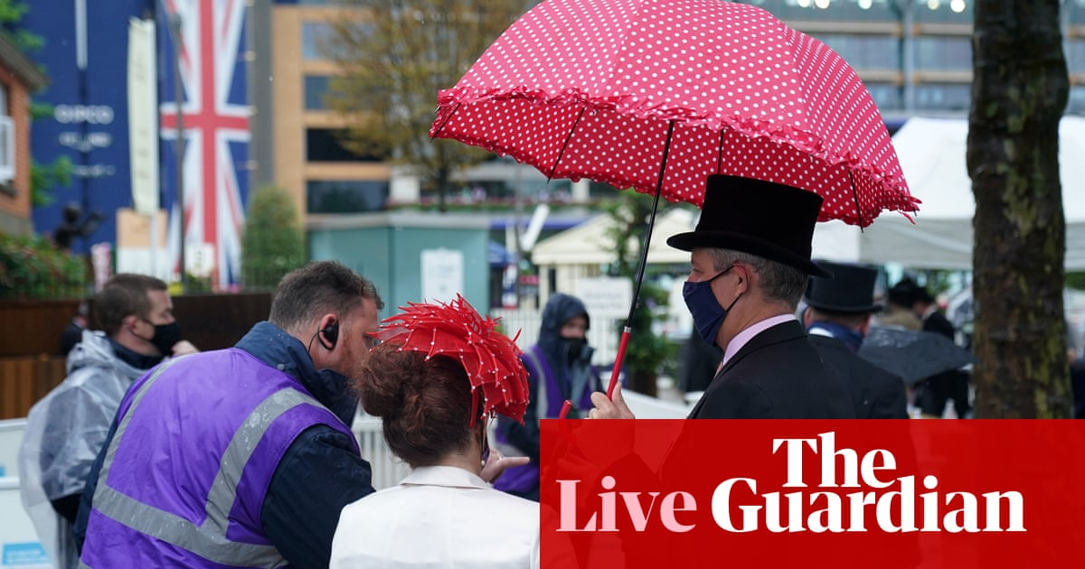 Royal Ascot: Coronation Stakes tops bill on day four – live!