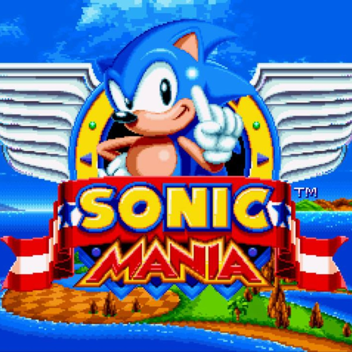 Sonic Mania Review A Frenetic Remix Of A Much Loved Mega Drive Classic Games The Guardian