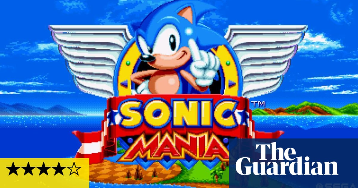 Sonic Mania review: a frenetic remix of a much-loved Mega Drive