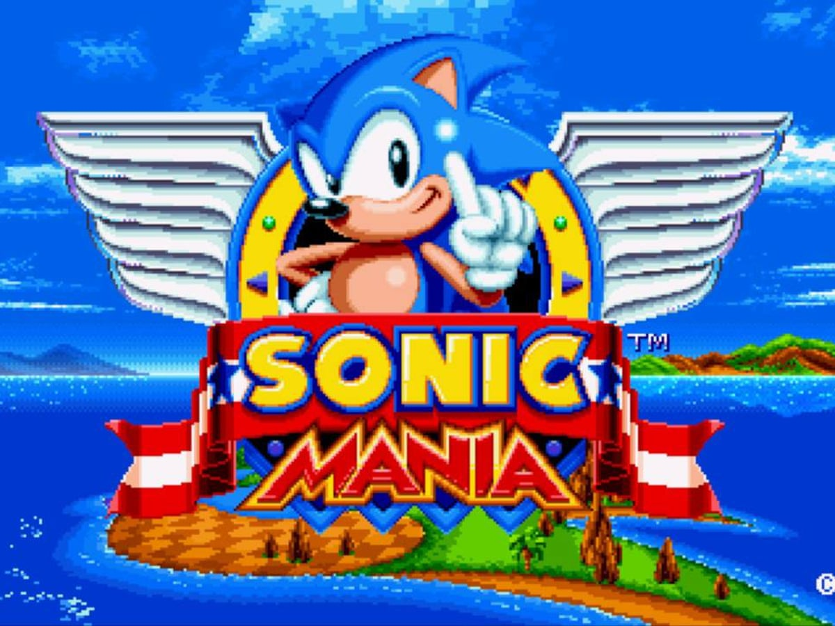 Sonic Classic Adventure Roblox Sonic Mania Review A Frenetic Remix Of A Much Loved Mega Drive Classic Games The Guardian
