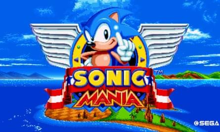 Sonic Mania.