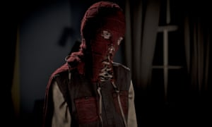 Brightburn review – effectively nasty horror subverts Superman