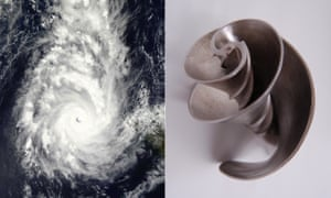 The Lily impeller copies the spiral flow pattern of a hurricane.