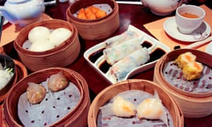 In southern China, dim sum is almost a religion.