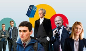 Broadchurch, Born to Kill, Doctor Who, Louis CK and Homeland