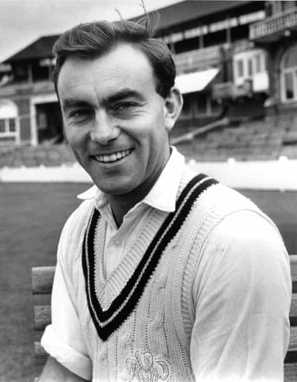 John Edrich, pictured in 1968.