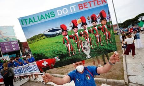 Italy v Switzerland: Euro 2020 – live!