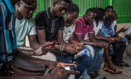 Abidjan mobile phones