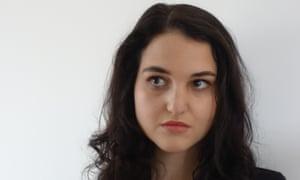 Nicola Maye Goldberg: 'She would no doubt make an astute psychologist'