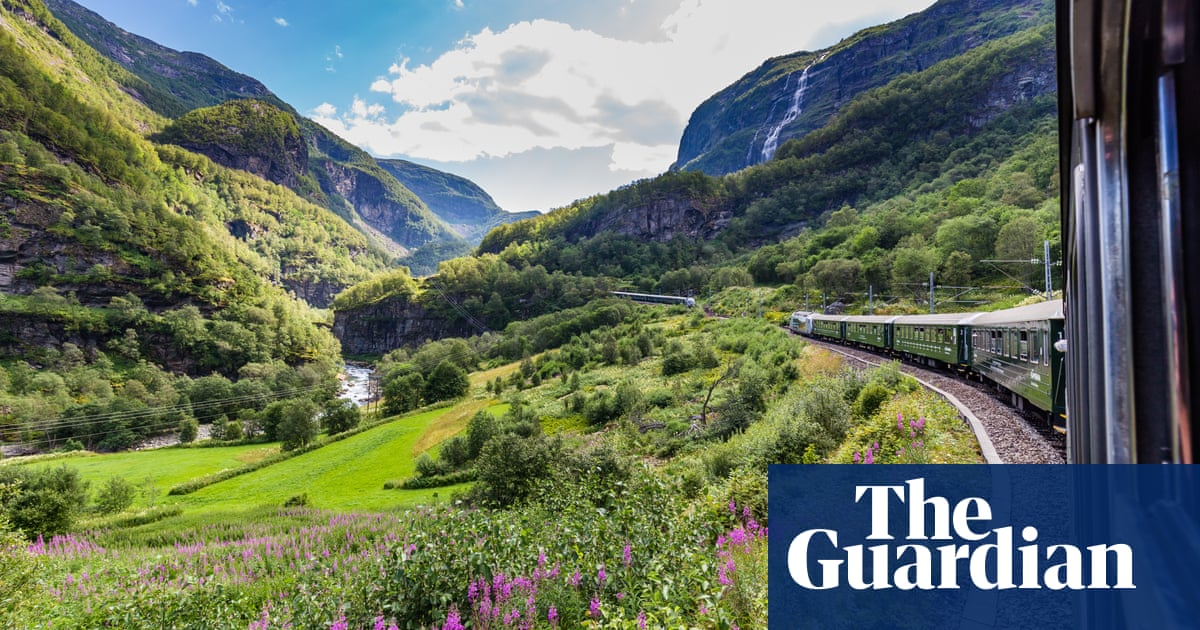 10 Of Europe S Most Scenic Train Journeys Travel The Guardian