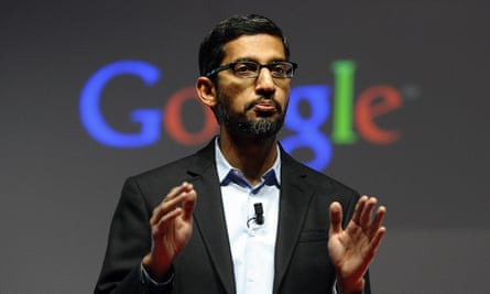 Sundar Pichai has become the highest paid CEO in the US.