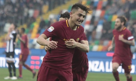 Cengiz Under's talent no longer a secret as he profits at Roma | Paolo Bandini