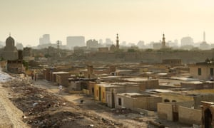 'The City of the Dead' in Cairo, Egypt