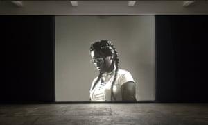 Luke Willis Thompson's Autoportrait: 'quietly transfixing'