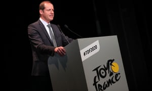 Tour de France director, Christian Prudhomme, said the race would be rearranged if the riders were not able to resume training at the end of April.