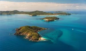 The Capricorn Coast Islands, including Great Keppel Island