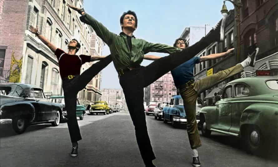 West Side Story: a worldwide hit in its film version.