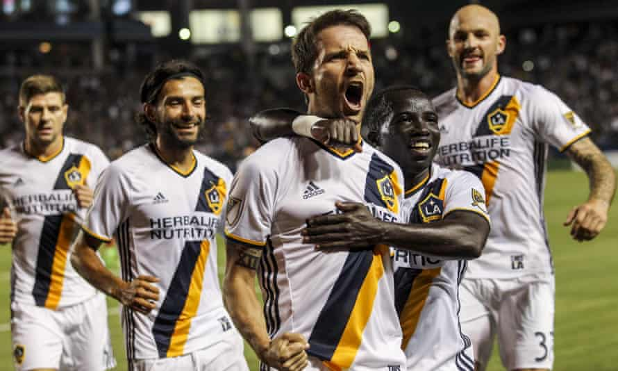 LA Galaxy last defeat came at the start of March