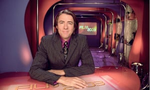 Oh the glamour … Jonathan Ross presents Film 2003.