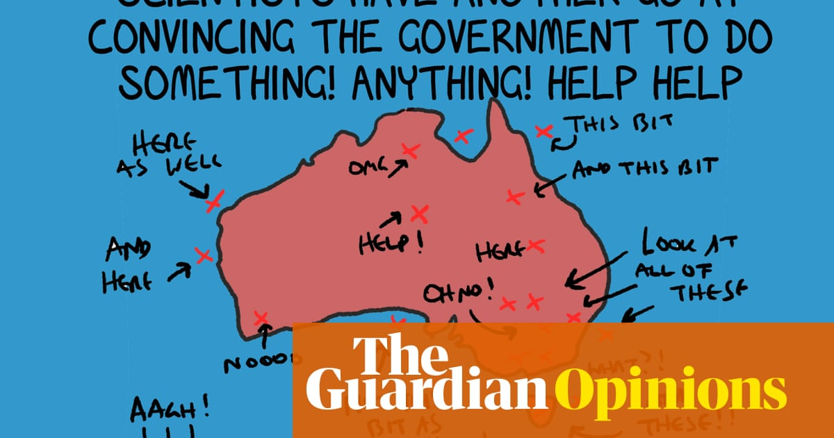 19 Australian ecosystems are collapsing. THEY ARE CRITICAL RIGHT NOW THIS SECOND IT'S REALLY HAPPENING!