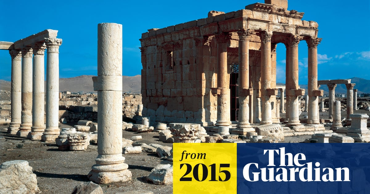 Isis 'blows up temple dating back to 17AD' in Palmyra