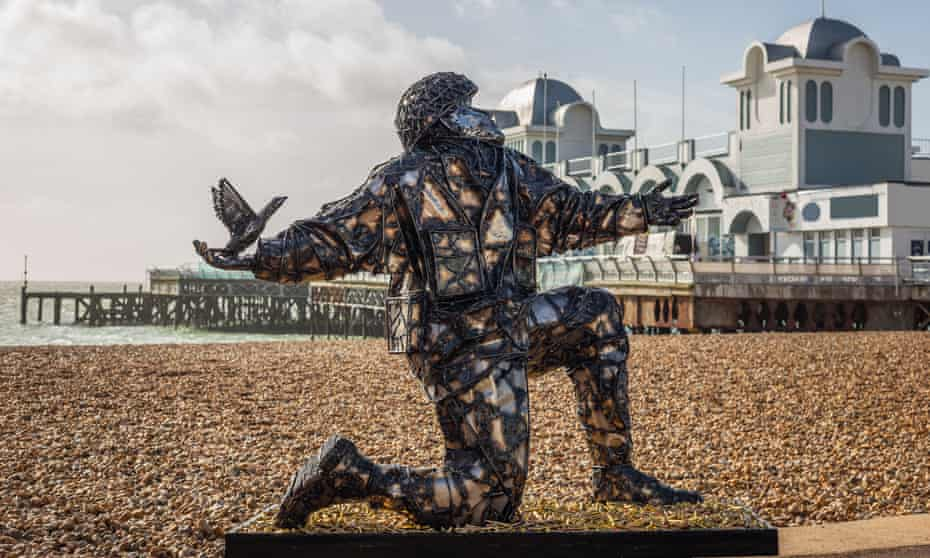 Top 10 New Outdoor Artworks And Exhibitions In The Uk United Kingdom Holidays The Guardian