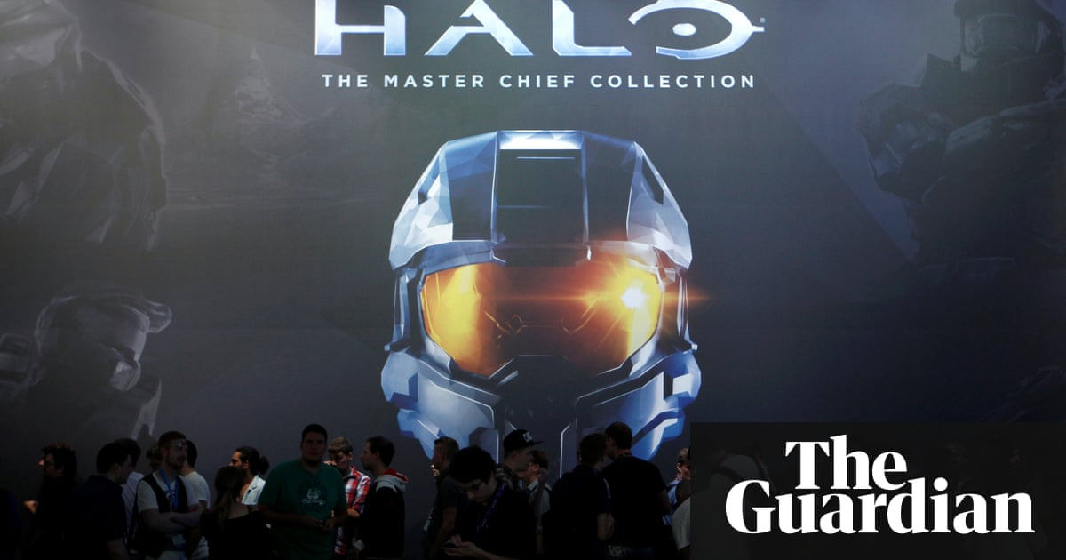 Halo video game franchise to become live-action TV series