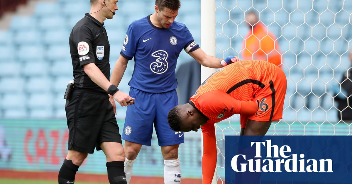 Tuchel confident Mendy will be fit for Chelsea's Champions League final