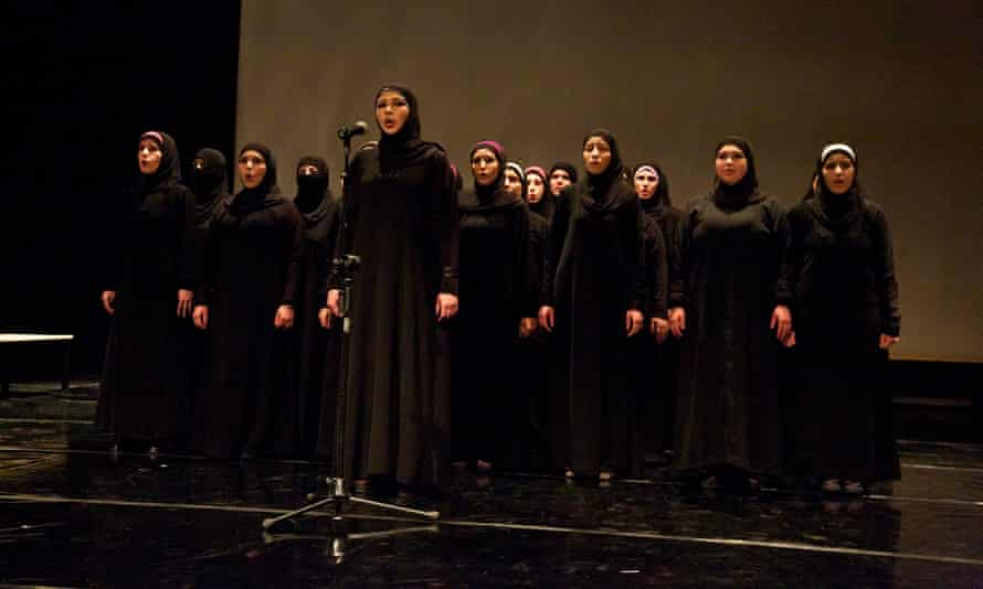 The cast of Queens of Syria