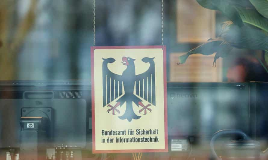 German federal office for information security