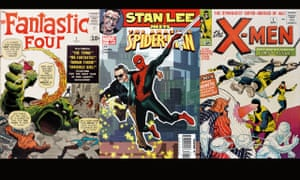 Stan Lee's best Marvel cameos – video | US news | The Guardian