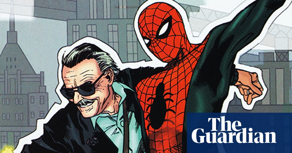 Why Smilin' Stan Lee was the greatest superhero of them all