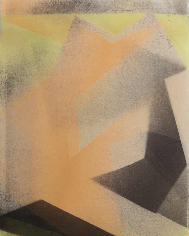 Mustapha Azeroual, ACTIN, 2019, courtesy Galerie Binome