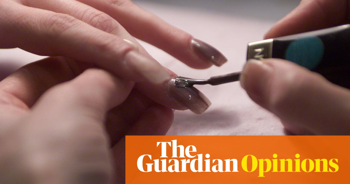 Nail bars are havens for modern slavery. Here\'s how you can help ...