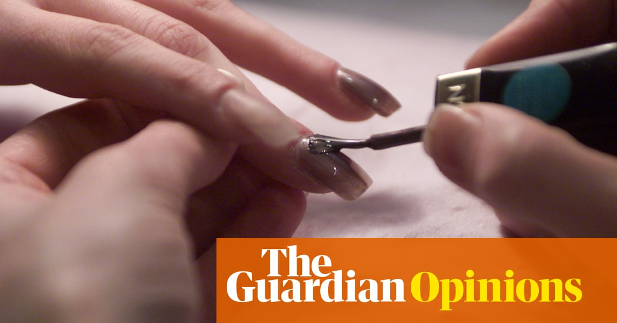 Nail bars are havens for modern slavery  Here's how you can