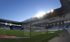 Coventry City remain in talks over the possibility of remaining at the Ricoh Arena next season