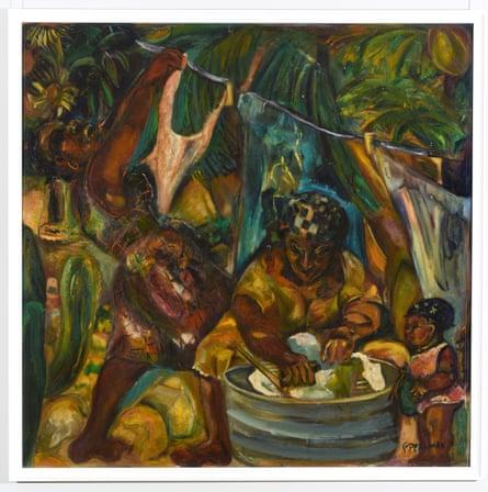 Washday Ritual (1941)