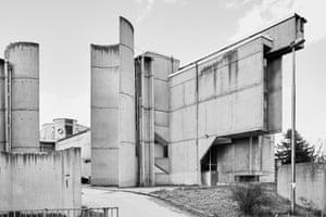 Saint Cyril and Methodius University of Skopje (Marko Mušič, 1974)