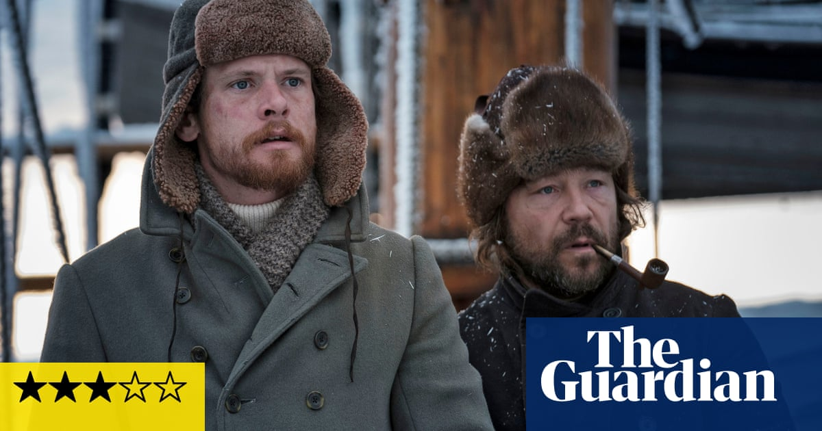 The North Water review – a riveting voyage of blood, sweat and beards