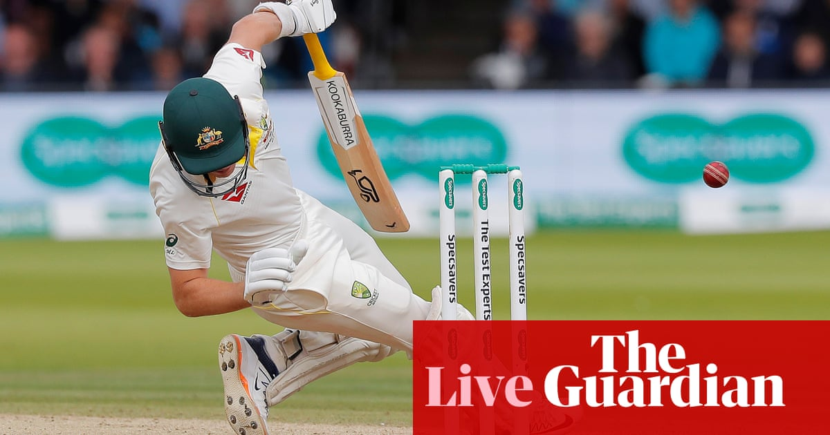 Ashes 2019: England set Australia 267 to win second Test – live!