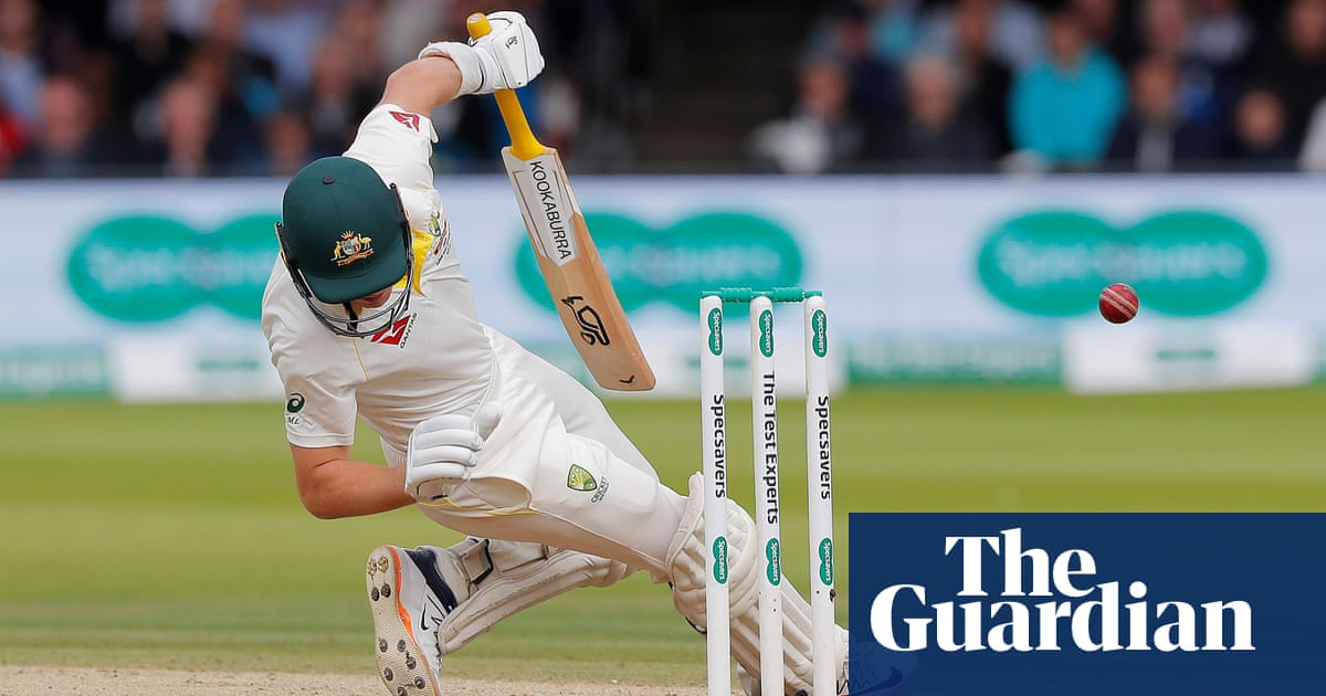 Marnus Labuschagne fulfils his role as being a great for the day | Geoff Lemon