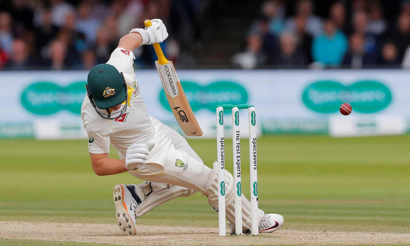 Marnus Labuschagne fulfils his role as being a great for the day