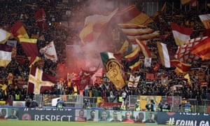 Roma v Liverpool