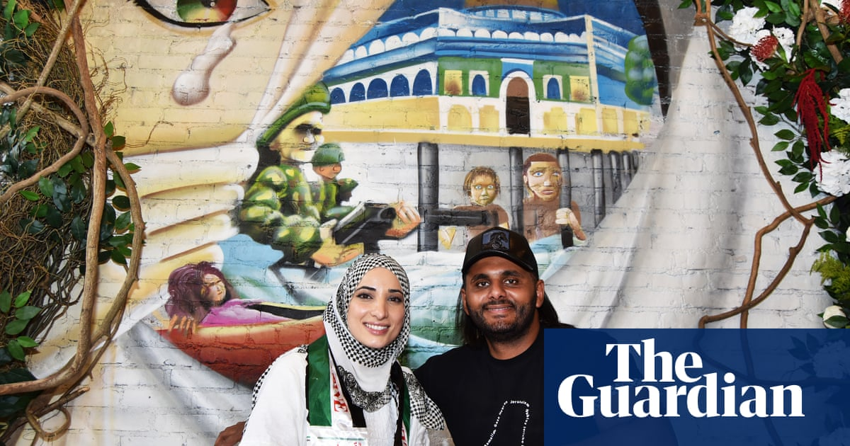 US Palestinian business owners speak up for Gaza amid swell of support