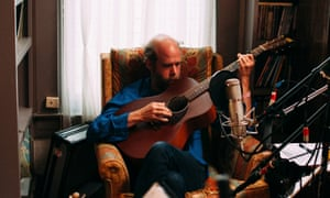 'I don't like when people fall in love with dead people' … Will Oldham, also known as Bonnie 'Prince' Billy.